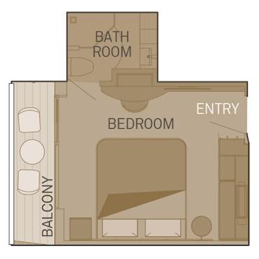 Private Balcony Suite