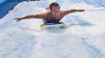 Enjoy the Flowrider