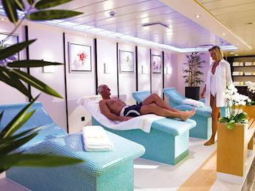 Spa onboard Cruise & Maritime Cruise Ship