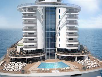 MSC BELLISSIMA | Blog | Cruise Direct