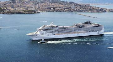 MSC Cruises Ship