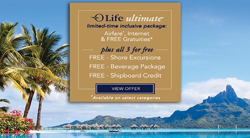 Oceania Cruises 2019 / 2020   Worldwide Cruise Deals