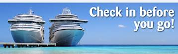 Online Check In - Important Information Required