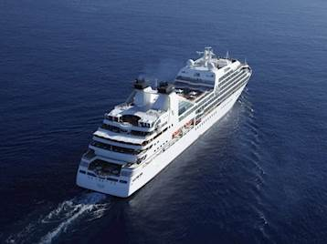 Seabourn Cruise Ship