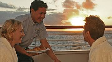 SeaDream Cruises Lifestyle