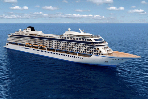 Artist's impression of the Viking Orion