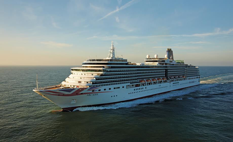 P O Arcadia Cruise Ship and Top Cruise Deals 797ba6a7d