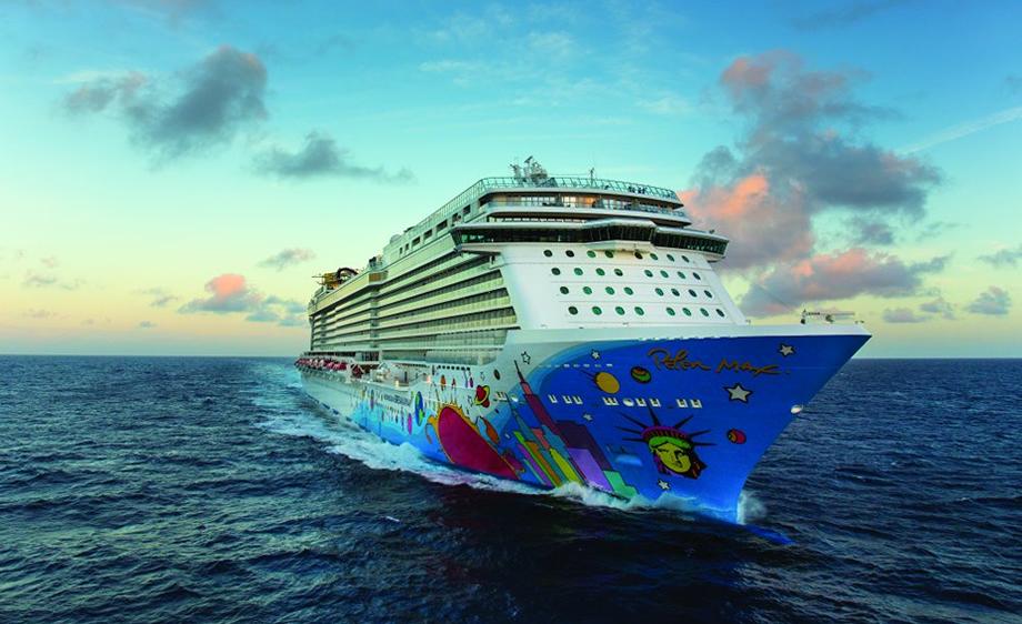 Ncl Norwegian Breakaway Cruise Ship And Top Cruise Deals