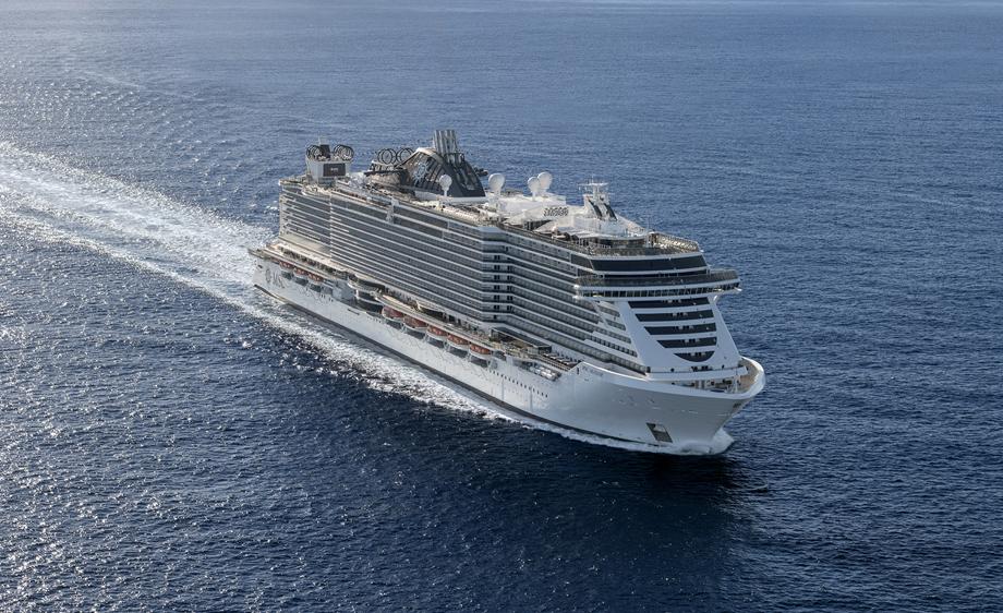 MSC Seaside Cruise Ship 2019 / 2020 - MSC