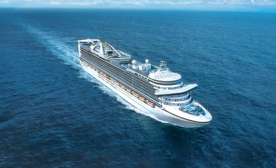 Caribbean Princess Cruise Ship 2019 2020 Princess
