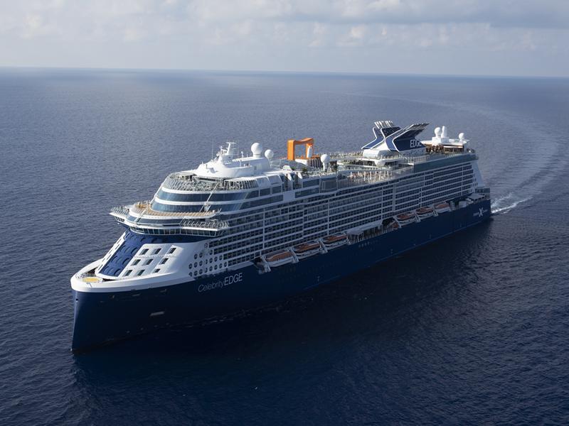Celebrity Edge Cruise Ship 2019 2020 Celebrity Cruise