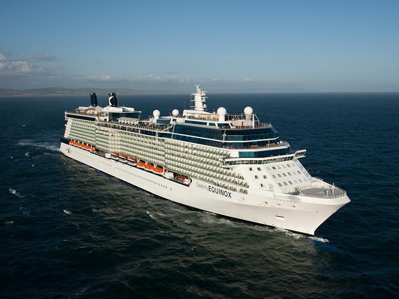 Celebrity Equinox Cruise Ship 2019 2020 Celebrity Cruise