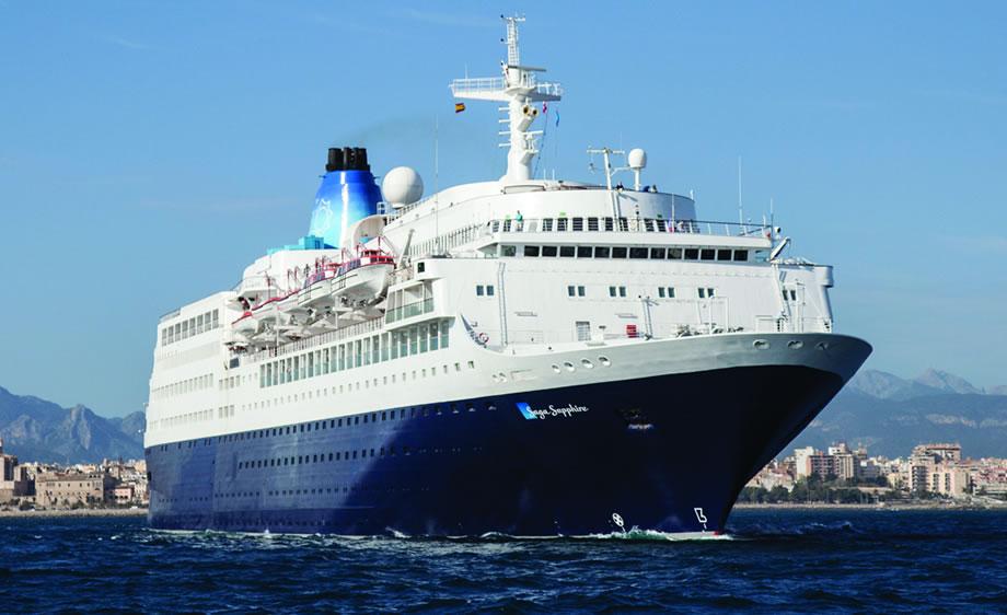Saga Sapphire Cruise Ship Saga Cruises