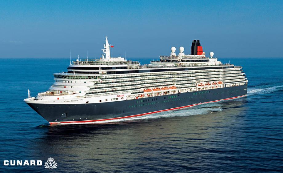 Cunard Cruises Queen Victoria Cruise Ship And Cruise Deals