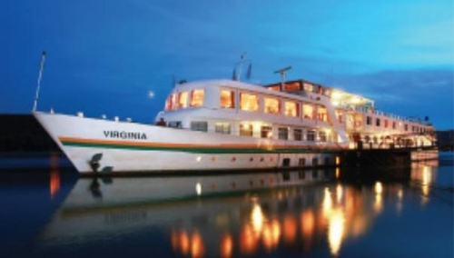 Mv Virginia Shearings River Cruises Cruise Direct