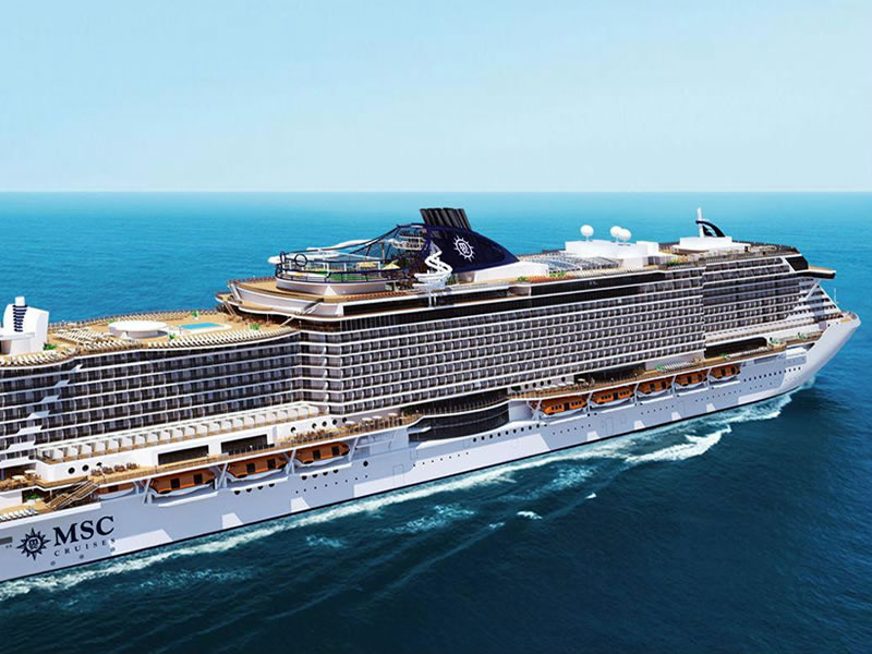 MSC Seaview Cruise Ship and Top Cruise Deals